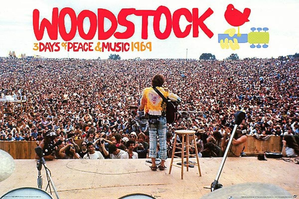 The Business History of Woodstock - Hoovers World